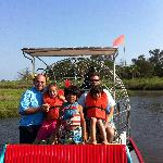 FLYING FISH AIRBOAT TOUR!