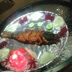 The Fish Tandoori