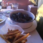 starter mussels