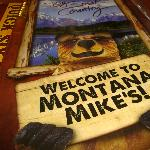 Welcome to Montana Mikes