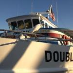 Double Eagle Deep Sea Boat at Marina