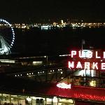 night scene from patio !