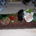 Raw Tuna - BEST DISH ON MENU!!!