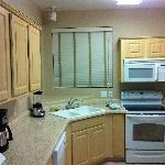 good eqiupped kitchen