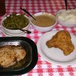 Stroud's Chicken n Pork Chop