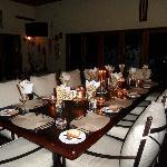 La table du diner