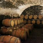 Câmara de envelhecimento do vinho