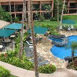 Napili pools and bar