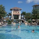 Italian Village pool