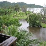 Nexus Resort from Room looking towards South China Sea
