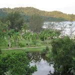 Nexus Resort - view from room