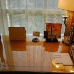Room's desk