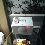 iPod station