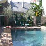 Audobon Cottages Swimming Pool