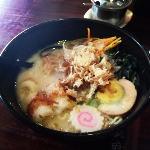 yaki chikuwa daiji ramen