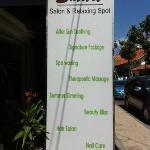 Find this in Jalan Legian Street