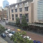 QVB view from room