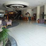 Lobby Entance