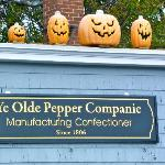 America's oldest candy shop