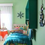 chambre enfants couleurs vives