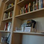 Biblioteca comedor