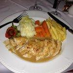 Chicken Tapassol Style