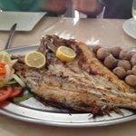 poisson frais à la canarienne