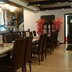 China Red buffet