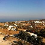 Verada view to the Aegean Sea