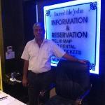 mr Kamal is a great host