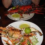 Lobster ...