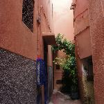Alley - Entrance