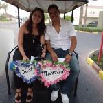 Just married ;)