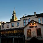 The City Hotel, Dunfermline