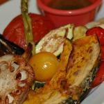 Pizzakaya Roasted Vegetables