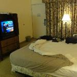 Motel 6 Cutler Bay room on 5th floor
