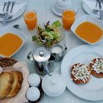 Five star breakfast