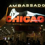 Ambassador's Theater, Times Square, NYC
