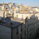 Los tejados del barrio latino