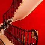 Изысканная винтовая лестница