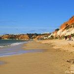 Praia da Falésia - Albufeira - Portugal