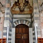 "Entrance of the ""Sarı Selim"" mosque"