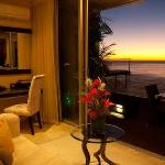 The Atlanticview Sunset Suite and View