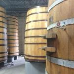 """The cask room, aging """"sour beer"""", not my favorite."""