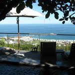 Great views of Camps Bay Beach ...