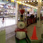 Le petit train