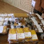 Outstanding bakery with large variety of fresh breads