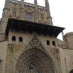 portada de la catedral