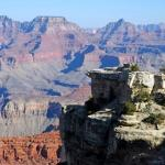 The South Rim of the Grand Canyon