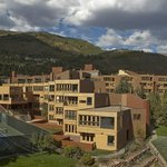 Vail Spa Condominiums in Summer
